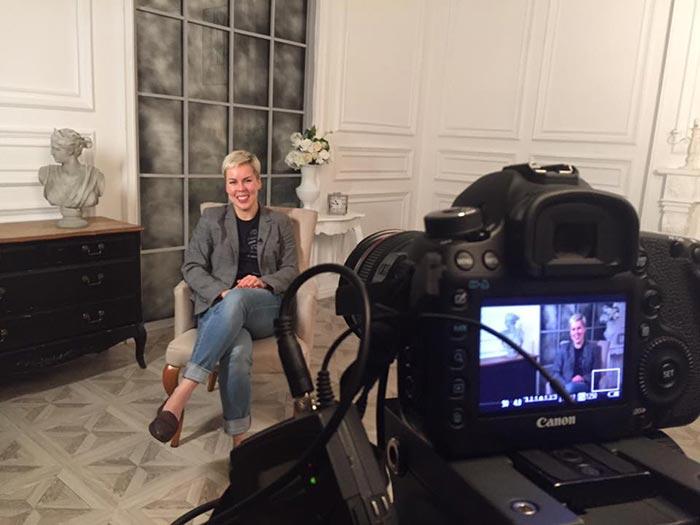 Интервью с Натальей Смирновой